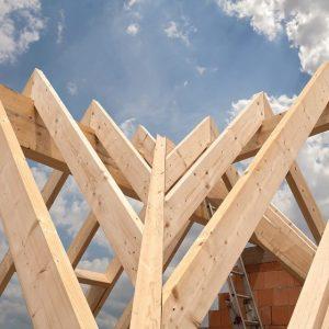 Zhotovení krovů a střešních konstrukcí