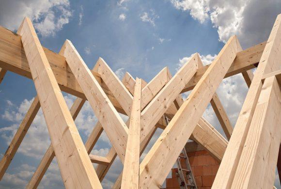 Impregnace krovů a střešních konstrukcí